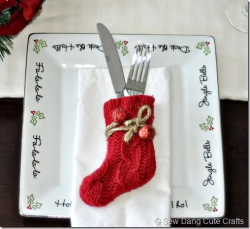 Knitting Pattern For Christmas Cutlery Holder : ? ?????? ?????? ??? ??? ?????????? ??? ?????????????????? ????????? ??? - Dad...