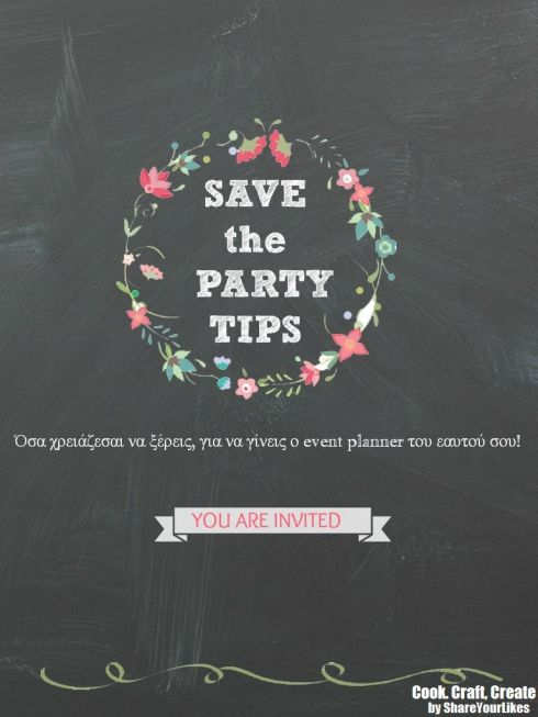 SAVE THE PARTY TIPS_ccc logo