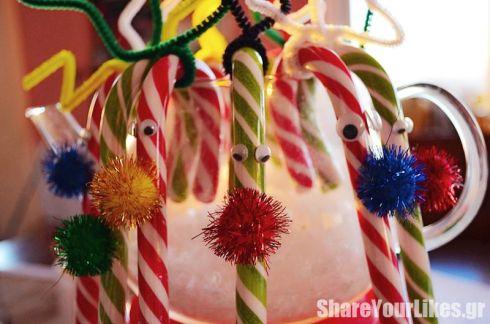 ταρανδακια γλειφιτζουρια_χριστουγεννιατικο κερασμα