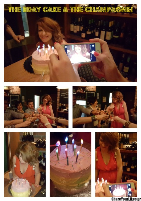 cake_champagne Collage