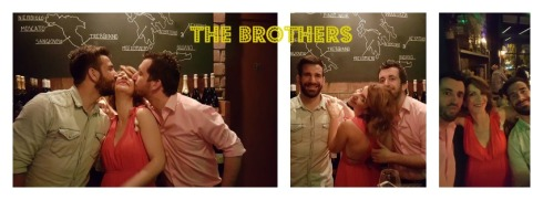 the brothers Collage